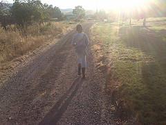 Nature Walk, Marla Reyes-McDavis (flickr.com)