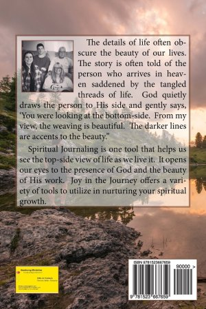 Joy in the Journey Back
