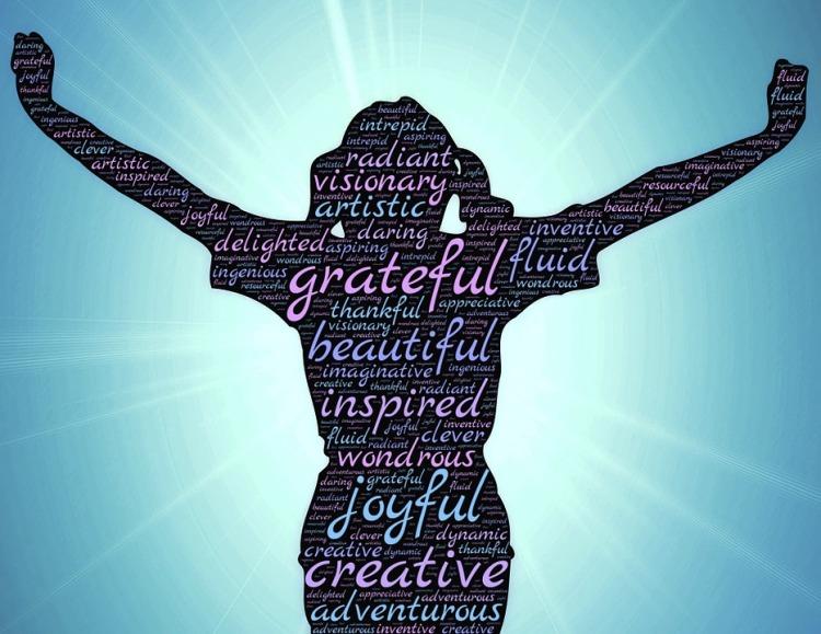 joyful image