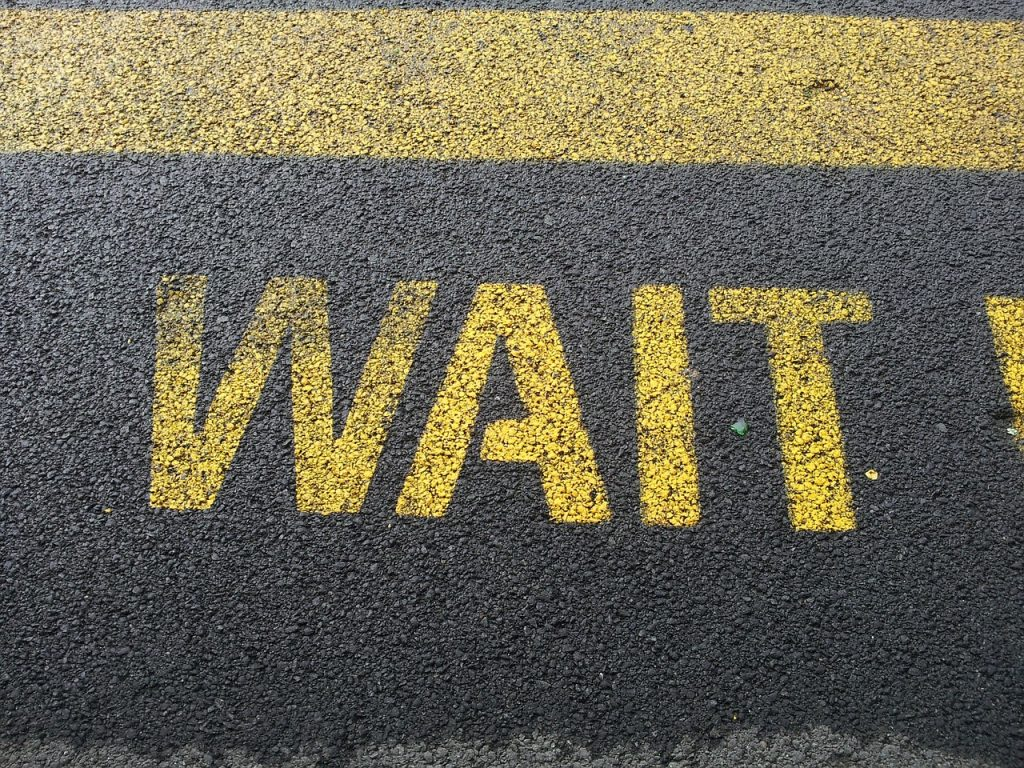 Waiting Room of God